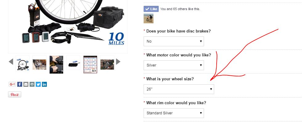How To Measure Your Bicycle Wheel Before Converting To An E Bike