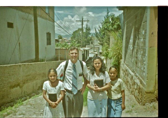 Los Laureles, Tegucigalpa, Honduras (1999)