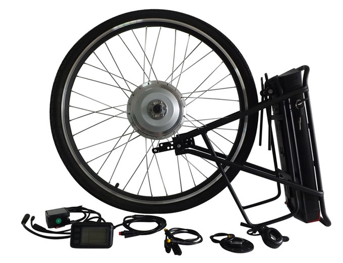 LEED 500 Series Electric Bike Kits| Available at www.ebikemybike.com
