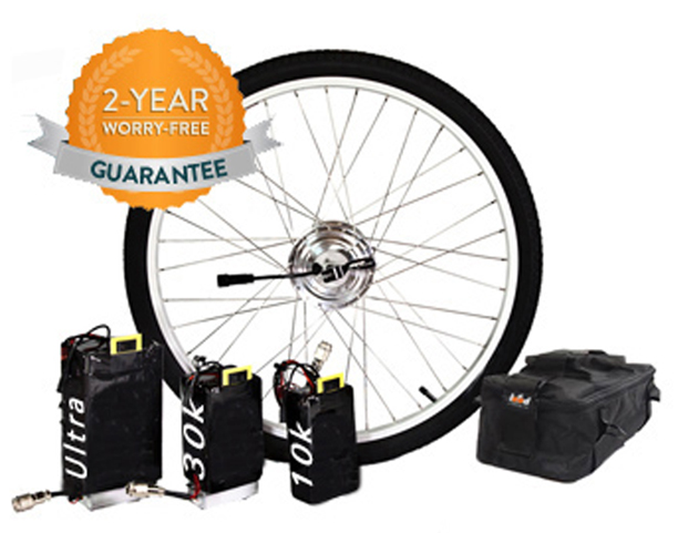 250 Series Electric Bike Kits | Available at www.e-bikerig.com