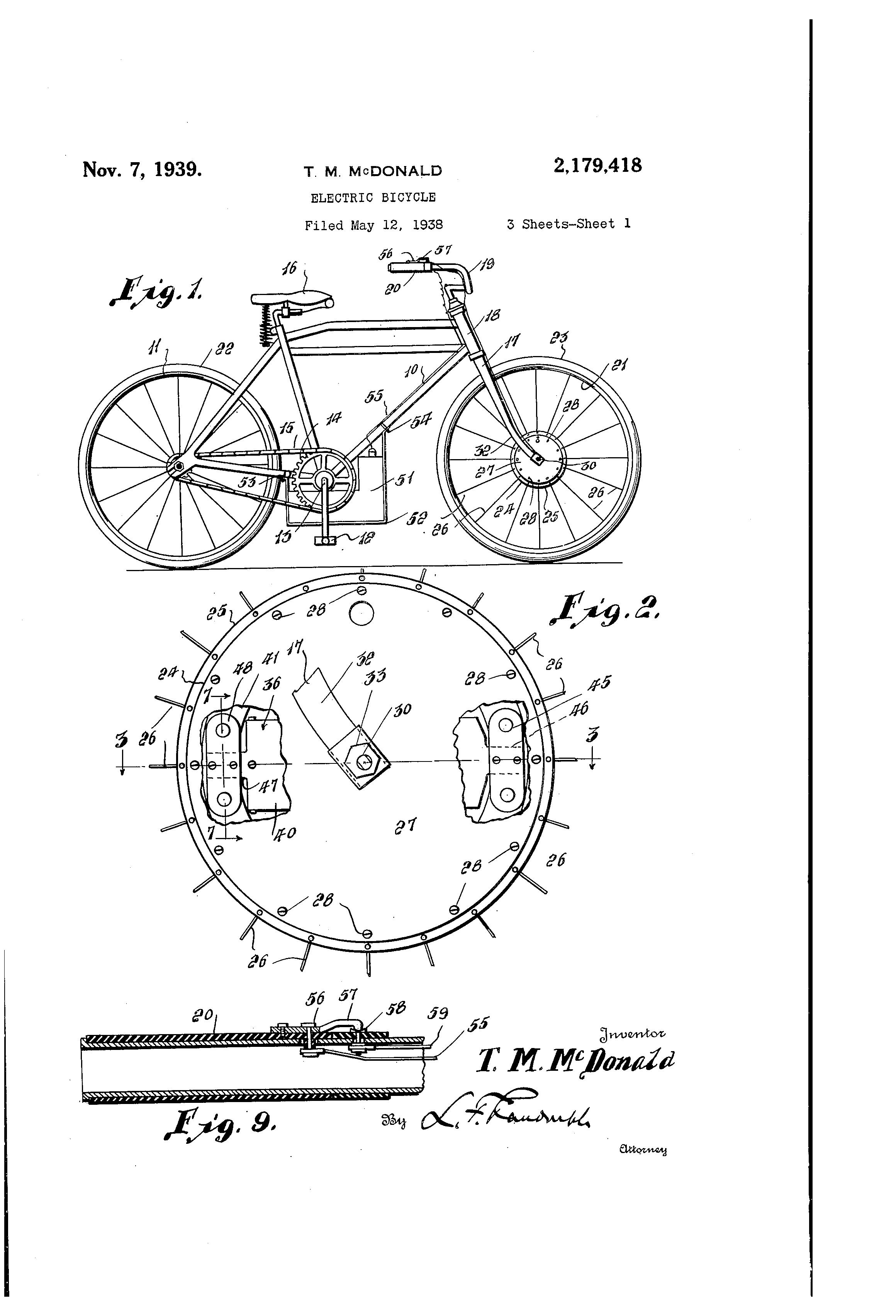 The McDonald Motor