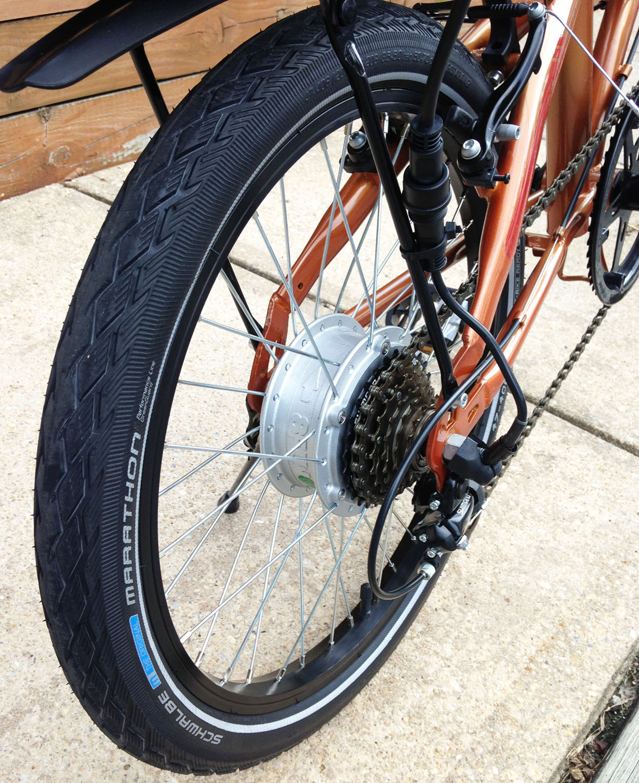 LEED 8Fun Rear E-Bike Conversion Kit