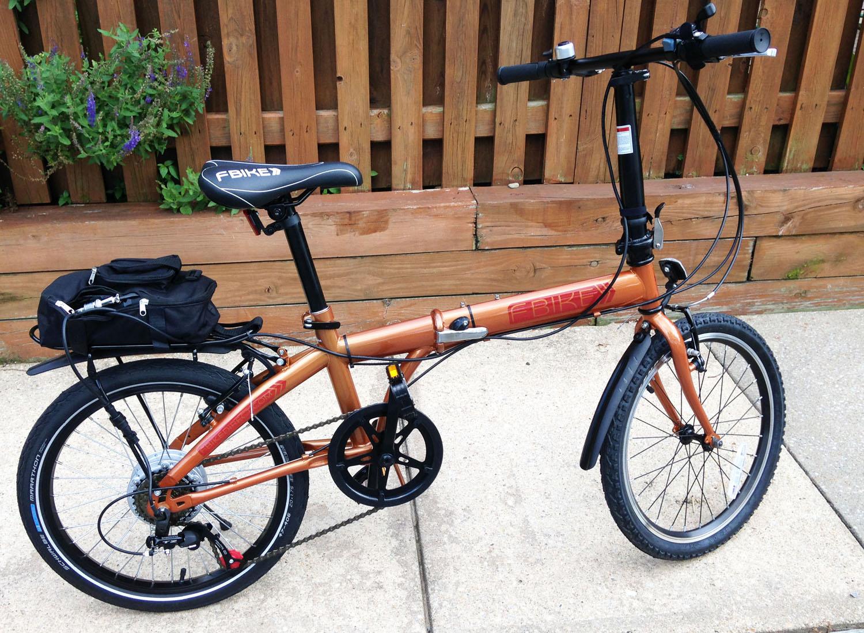 LEED Electric Folding Bike Conversion Kit