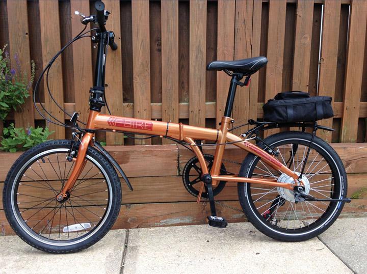 Leed Electric Commuter Bike