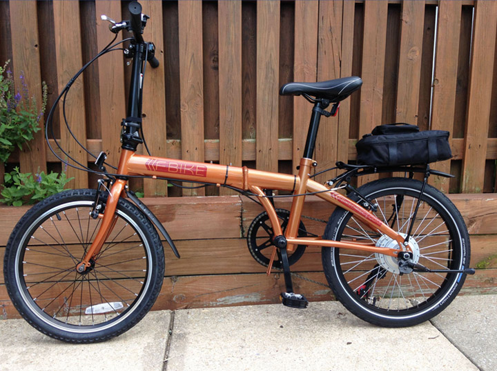 Leed Electric Commuter Bike