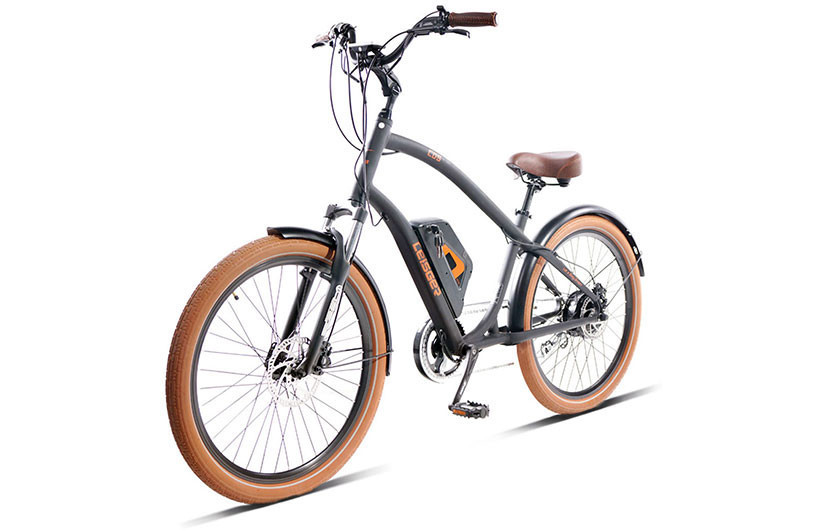Leisger Electric Cruiser Bicycle